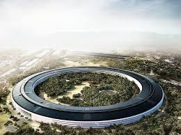 apple inc new headquarter circle cupertino zanzebek blog apple new office
