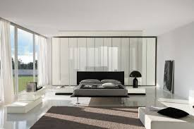 modern bedroom concepts:  extraordinary images of modern furniture for modern bedroom design with contemporary white nightstand modern picture