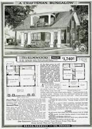 """Princeville"""" Sears Model in Whitefish  Montana  Sears   homes    The Elmwood  A Craftsman Bungalow   Sears  Roebuck  amp  Co  of Chicago"""