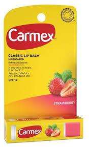 Carmex <b>Бальзам для губ Strawberry</b> stick — купить по выгодной ...