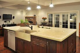 Remodel Kitchen Island How Much Does A Kitchen Island Cost The Kitchen In The Newly