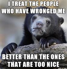 I'm a very forgiving person, but I can't stand being smothered ... via Relatably.com