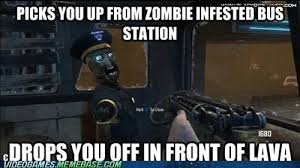 """Memedroid - """"black ops 2 zombie logic"""" by isaactrejo98 via Relatably.com"""