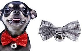 WTYD <b>Pet</b> Supplies 2 PCS Creative <b>Pet</b> Collar Hanging <b>Sequins</b> ...