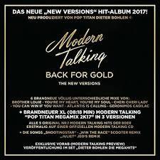 <b>Modern Talking</b> - <b>Back</b> For Gold [New Vinyl LP] Italy - Import ...