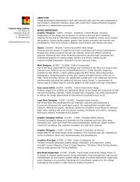 web designer resume sample web  seangarrette coprofessional resume format for web designer