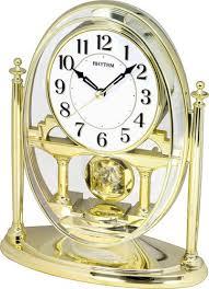 <b>Настольные часы Rhythm</b> CRP609WR18 купить по выгодной цене