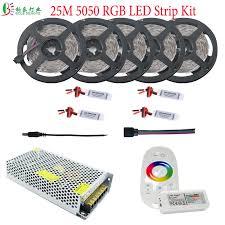 30M <b>5050 RGB LED</b> Strip Waterproof Diode Tape Light <b>20M</b> 15M ...