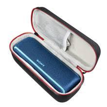 Защитный <b>чехол</b> для колонок <b>EVA</b> + PU, <b>чехол</b> для Sony XB21 ...