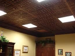 sagging tin ceiling tiles bathroom: drop ceiling alternatives drop ceiling alternatives drop ceiling alternatives