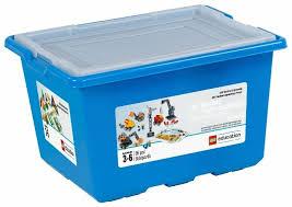Винтовой <b>конструктор LEGO Education PreSchool</b> DUPLO Строи ...