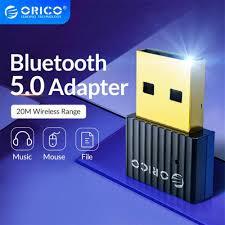 <b>ORICO Mini Wireless</b> USB Bluetooth Dongle Adapter 4 0 5 0 ...