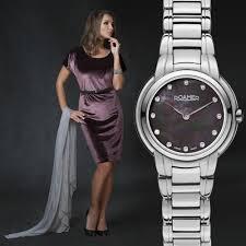 <b>Женские часы Roamer</b> Dreamline Grande Classe — блог AllTime.ru