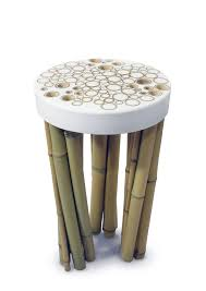 bamboo cell furniture series design by fanson meng bamboo furniture designs