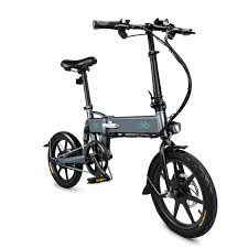 <b>FIIDO D2 16 Inch</b> 7.8Ah Folding Electric Bicycle Aluminum Alloy ...