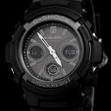 <b>Часы G-Shock</b> AWG-M100B-<b>1A</b> - купить <b>мужские</b> наручные часы в ...