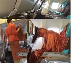 Profil pramugari Garuda yang fotonya saat sholat dalam pesawat bikin heboh media sosial
