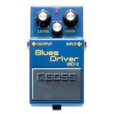 <b>Педаль эффектов</b> для электрогитары <b>BOSS BD</b>-<b>2</b> - Купить в ...