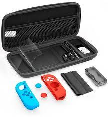 <b>Набор аксессуаров Starter Kit</b> для Nintendo Switch (IX-SW001)