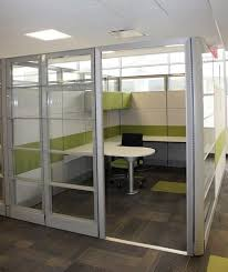 open office cubicles. glass office made from cubicle panels like the open design u0026 fact there isn cubicles