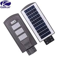 GBKOF <b>20w 40w 60w LED</b> solar street light Outdoor Waterproof ...