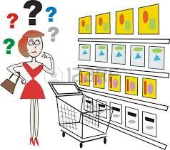Resultado de imagen para comprador caricatura