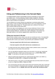 citing and referencing in the harvard style by hcare library citing and referencing in the harvard style by hcare library guides cardiff university issuu