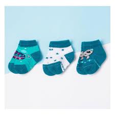 Набор детских <b>носков</b> КРОШКА Я Ракета (<b>3 пары</b>) для мальчика ...