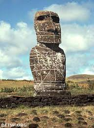 Image result for Easter island statues