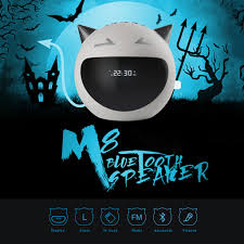 <b>Portable</b> Buletooth <b>Wireless</b> Speaker <b>M8</b> Devil Heavy Bass ...