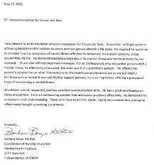 reference letter nurse sample reference recommendation letter nursing