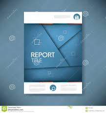 brochure or annual report cover abstract stock vector image brochure or annual report cover abstract
