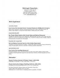 resume sample easy resume samples serving resume examples upscale waiter resume examples