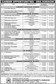 career opportunities at defence housing authority dha karachi career opportunities at defence housing authority dha karachi 28th 2013 dha today
