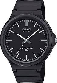 Наручные <b>часы Casio</b> Collection Men, <b>MW</b>-<b>240</b>-<b>1EVEF</b>, черный