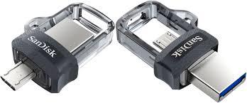 Обзор <b>флэш</b>-накопителей <b>SanDisk</b> Ultra Dual Drive m3.0 и Ultra ...