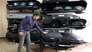 Набор <b>сумок Thule</b> GoPack Set 8006 - YouTube