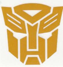 <b>Transformers Autobot</b> Decal Diecut Sticker Self Adhesive Vinyl Car ...