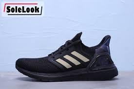 "adidas UltraBOOST <b>20</b> ""<b>Chinese New Year</b>"" Black Gold FW4322 On ..."