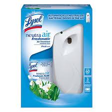 lysol neutra air freshmatic automatic spray best air freshener for office