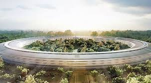 the apple office