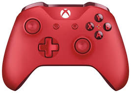 Купить <b>Геймпад Microsoft Xbox One</b> Controller красный по низкой ...