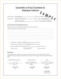employee aggrement info 8 contract employee agreement timeline template