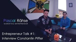 entrepreneur talk interview mit smartphone hersteller entrepreneur talk 1 interview mit smartphone hersteller muvercon constantin piffer