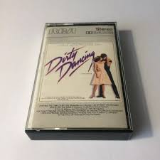 <b>Dirty Dancing OST</b> кассета | Студийные кассеты на Vinyl.com.ua