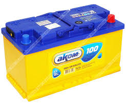 Аккумулятор <b>АКОМ 100 Ач</b> о.<b>п</b>. купить в Екатеринбурге