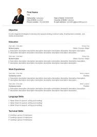 cv templates   fotolip com rich image and  cv templates