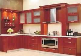 kitchen indian shaped design