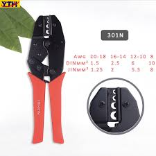 <b>YTH</b>-301J cable <b>crimping pliers</b> terminal clamp hexagonal clamp ...