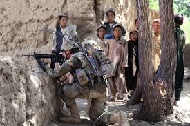 u s department of defense photo essay u s army pvt zakery jenkins front provides security in mush kahel village in